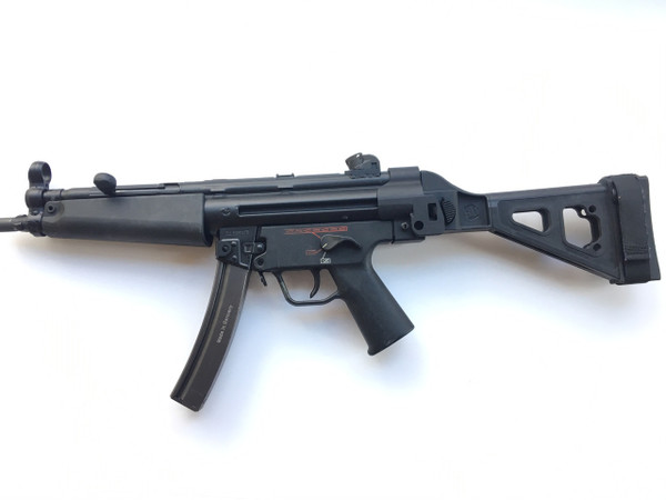 HK MP5 Semi Auto Rebuilt by Black Ops Defense with Folding Brace
