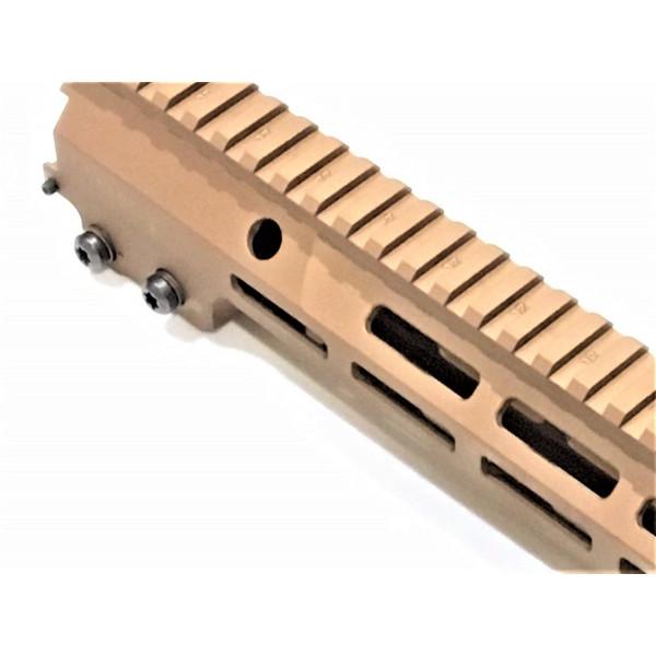 "Geissele 9.5""  Mk16 rail for Mk18 build"