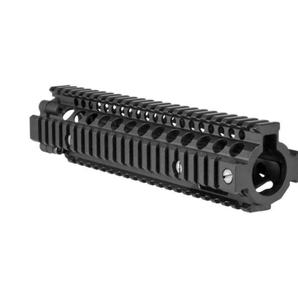 Mk18 Daniel Defense RIS-II rail in black