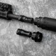 Dead Air Xeno A2 style Flash Hider 1/2x28 for Nomad Suppressor Universal for 5.56mm