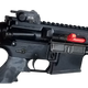 Colt 2019 SOCOM rifle upper receiver complete factory take-off showing Matech branded rear back-up sight