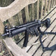 Charlie's Custom MP5 Clone in the wild PTR 9CT with KAC and SB Tactical
