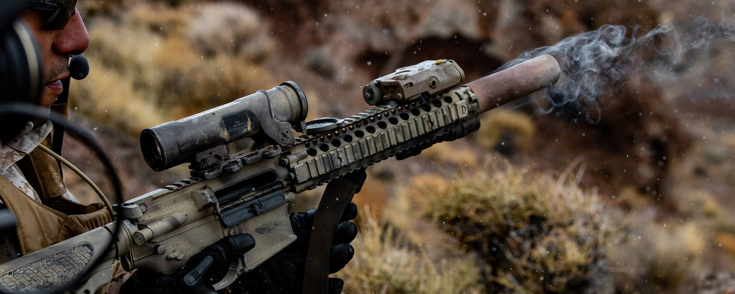 SOCOM Suppressors from Surefire