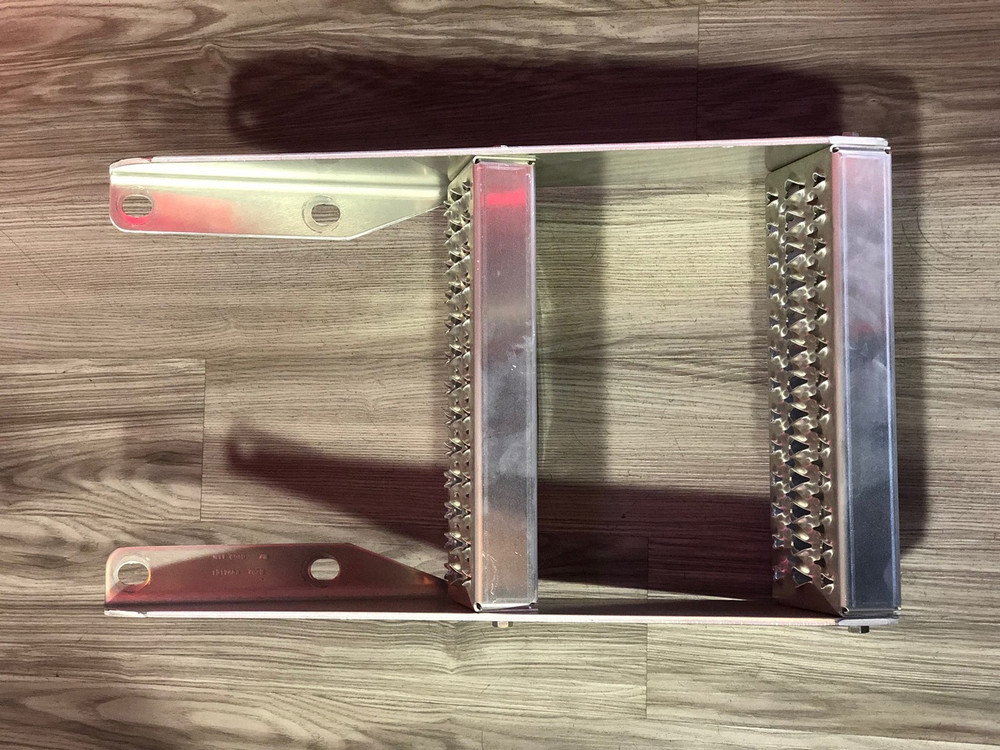 "13-1/2"" Aluminum Frame Step"