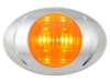 Oval Phoenix P3 LED Clearance Marker Light