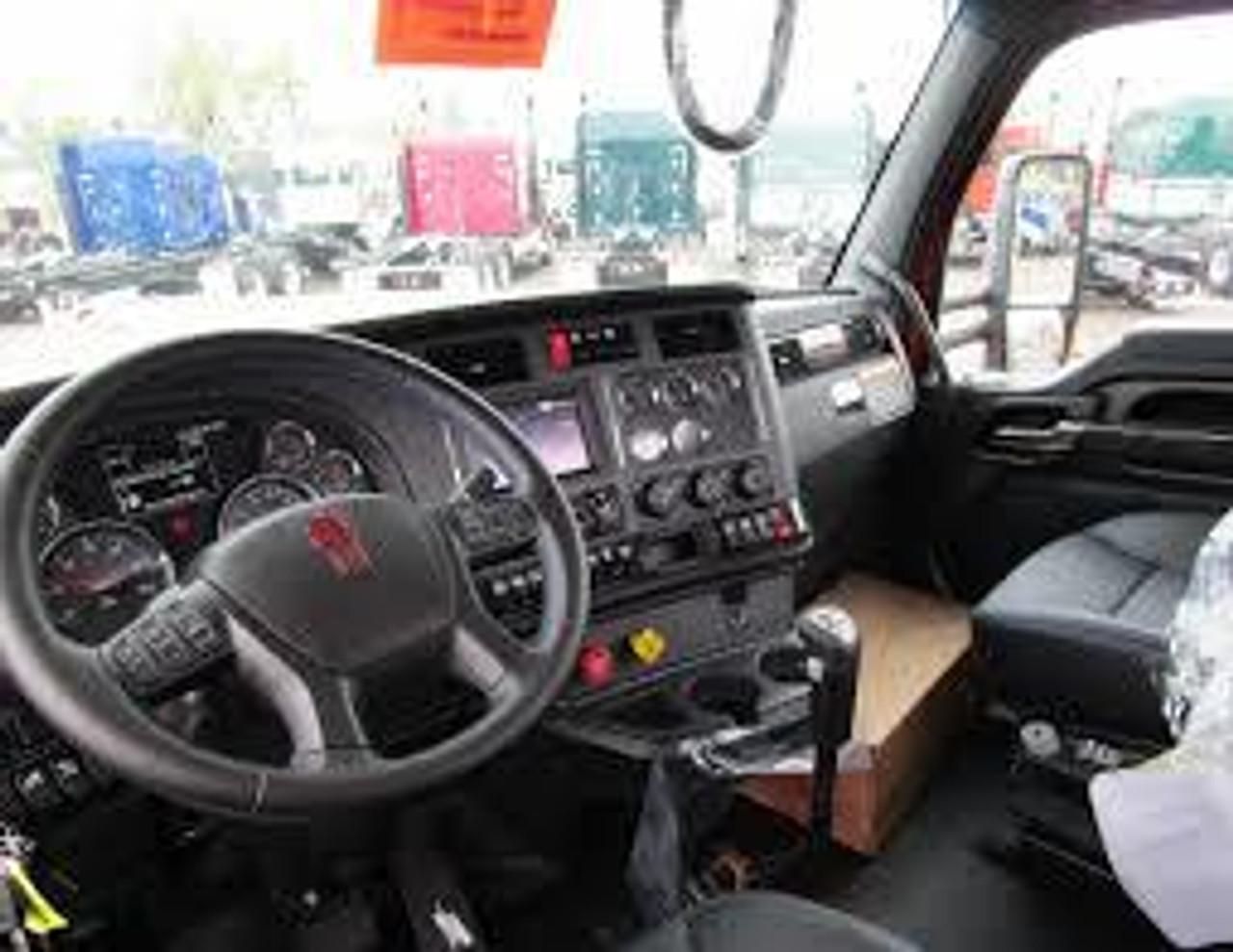 W990 Interior