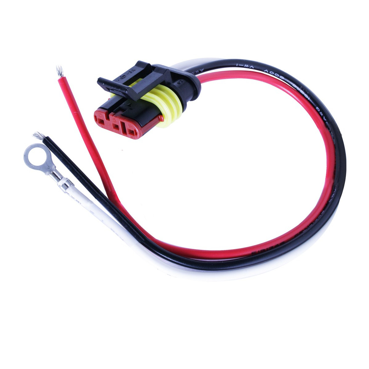 3 pin light plug for dual function lights elite truck accessories