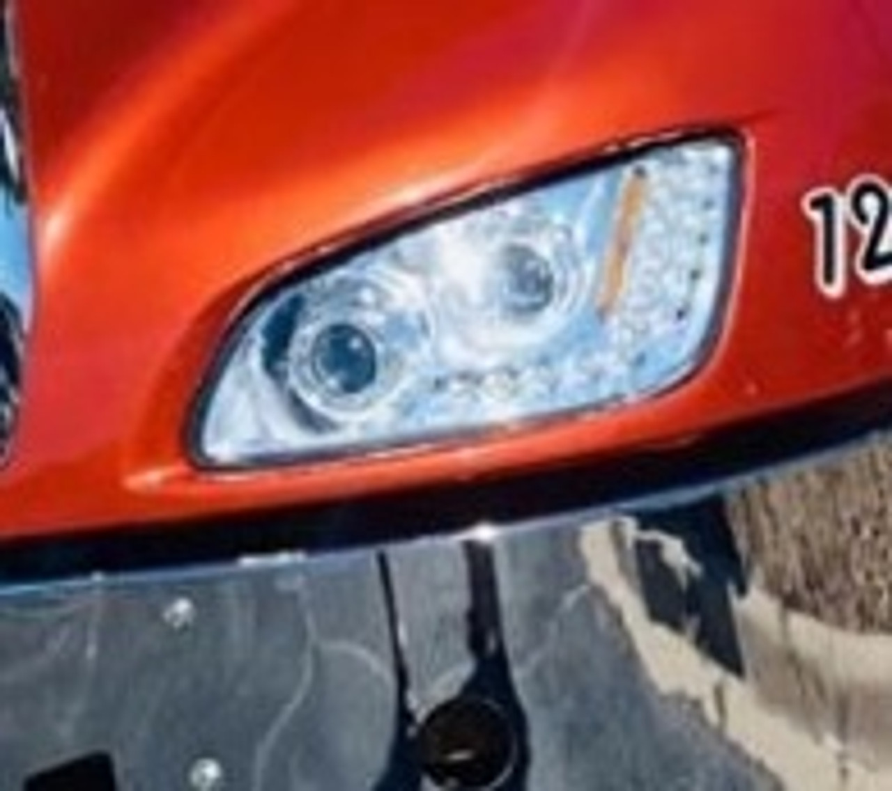 Headlights, Brackets & Headlight Accessories