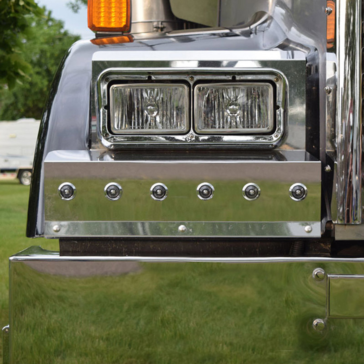Fender Guards & Blinker Bars