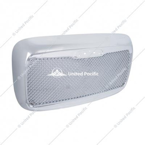Chrome Mesh Style Grille For Freightliner Columbia