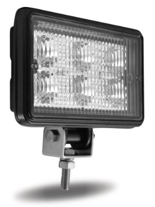 "4"" X 6"" LED Work Light (1200 Lumens) Spot Beam (TLED-U40)"