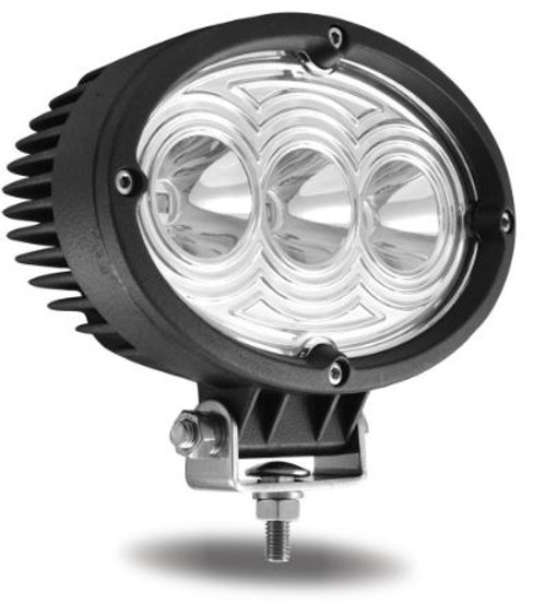 "Add a Product - 6"" Oval LED High Powered Work Light (2700 Lumens) (TLED-U8)"