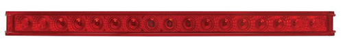 "20"" Light Bar Spyder LED, Red - Stop, Turn & Tail (76982)"