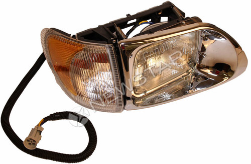 International 9100, 9200, 9400 & 9900 Headlight Assembly