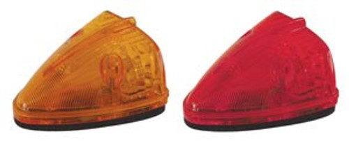 Triangle Cab Marker Clearance Light for Pickup/SUV/RV/BUS