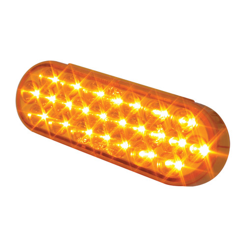 Oval Pearl Led Continuous Strobe Light
