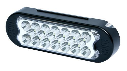 Grommet Mount LED Strobe & Warning -7 Flash Patterns