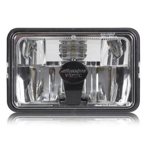 4X6 Maxxima Vionic LED Headlight