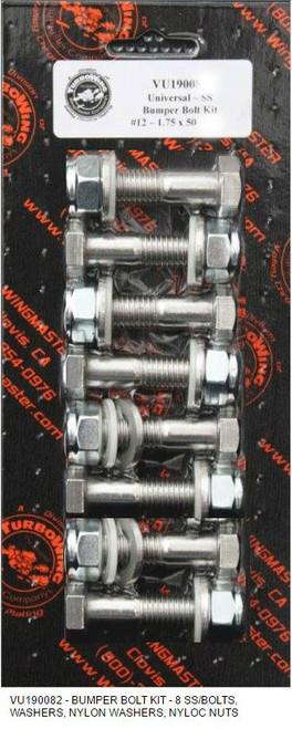 Bumper Bolt Kit