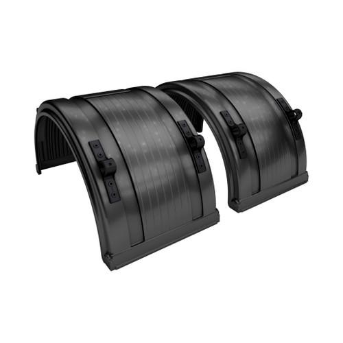 Spray Master FR Series Full Round Fenders (Pair)