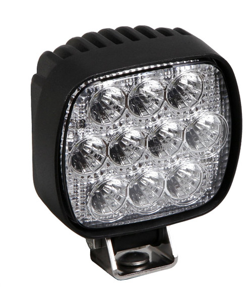 "4.6"" Square LED Work Light (1750 Lumens) Flood Beam"