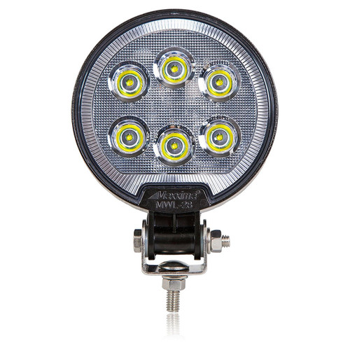 "4.7"" Round LED Work Light (1200 Lumens) Flood Beam"