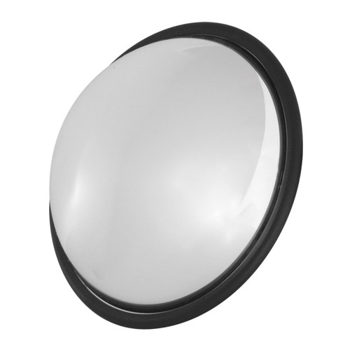 Wide Angle View Stainless Steel Convex Blind Spot Mirrors