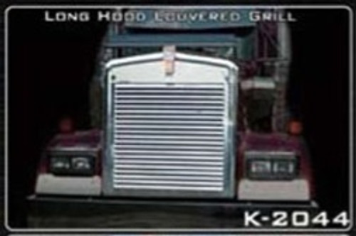 Kenworth W900L Louvered Grill