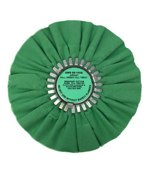 "10"" Airway Hall Green"