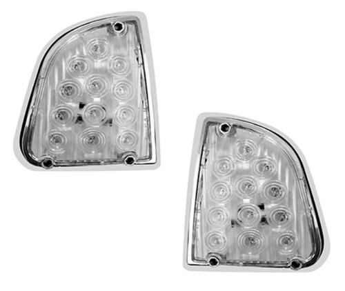 Kenworth Park, Turn, Clearance LED Light (Amber/Clear)