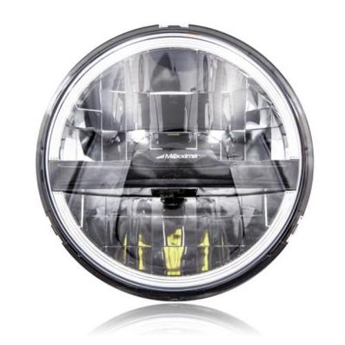 "5.75"" Round Dual Bean LED Headlight"