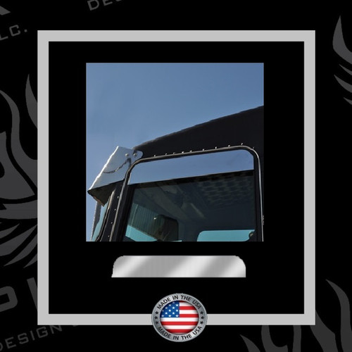 Window Trim Chop for Select Kenworth