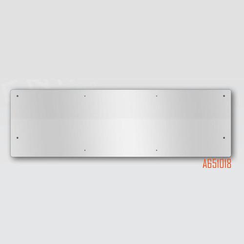 Tool/DPF Box Cover for Peterbilt 388/389 Regular Hood 2011+