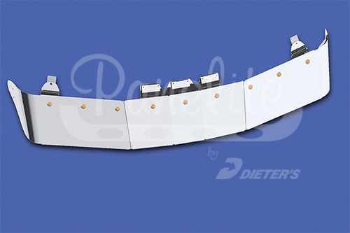 Visor for Kenworth T680/880 Mid & High Roof by Panelite