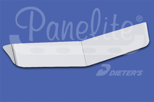 Visor for Pete 567/579 + Kenworth T680/880 by Panelite
