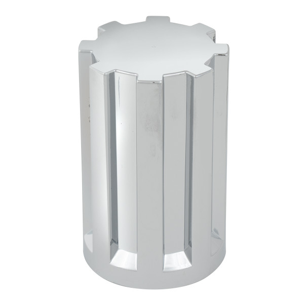 Gear Chrome Plastic Lug Nut Cover