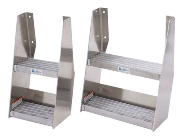 Frame Mount Steps - 3 Sizes Available