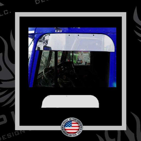 Window Trim Chop for Freightliner FLD/Classic