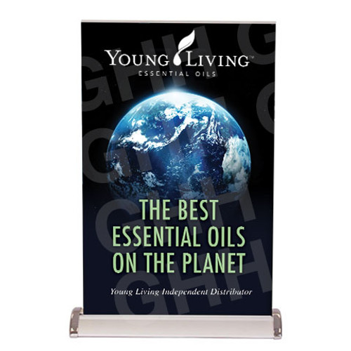 YL Tabletop Banner - Planet
