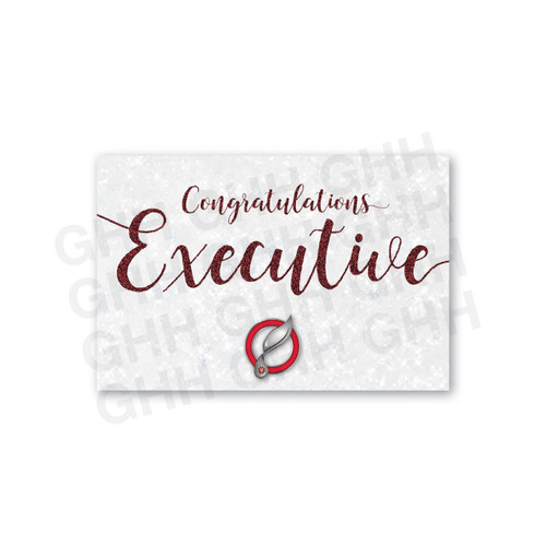 Rank Cards - Executive Package
