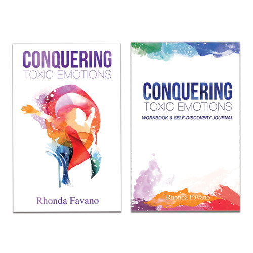 Conquering Toxic Emotions Book and Workbook Combo