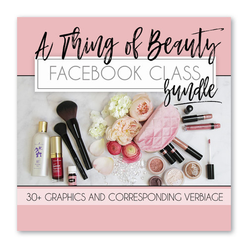 A Thing of Beauty Facebook Class