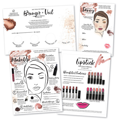 Savvy Beauty Event Bundle