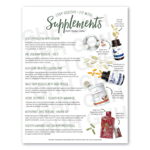 YL Supplements Flyer (PDF)