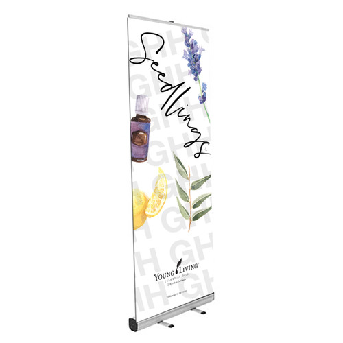 Young Living Seedlings Banner