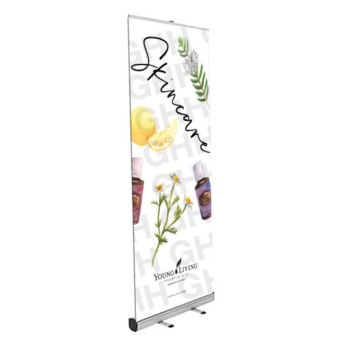 Young Living Skincare Banner