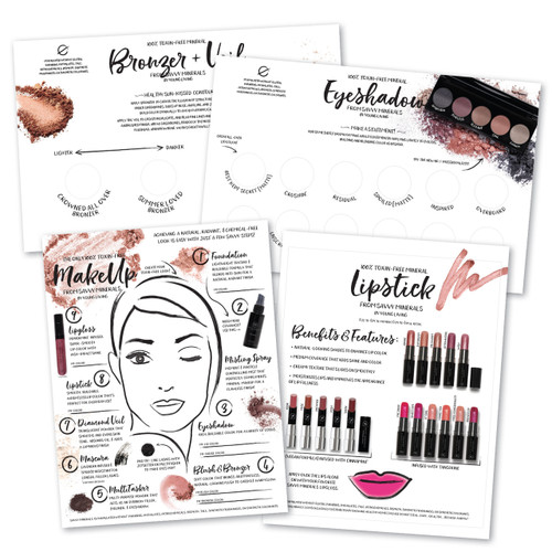 Savvy Beauty Event Printed Bundle