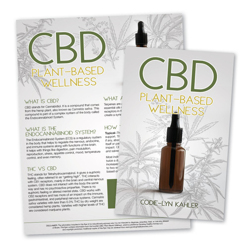 CBD: Plant-Based Wellness Bundle