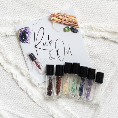 Rock + Oil Deluxe Roller Kit