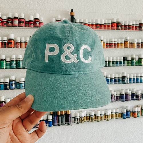 Essential Oil Code Hats